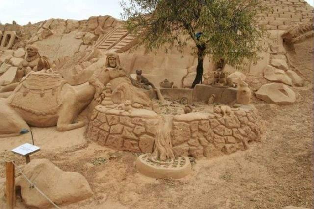 Rzeźby w piasku #2 42