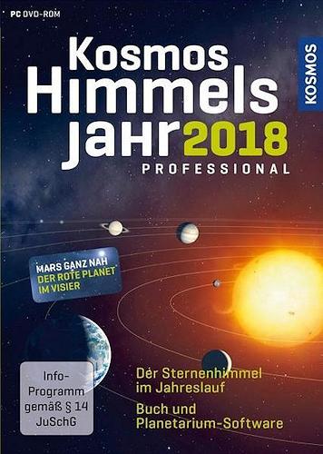 Kosmos Himmelsjahr Pro 2018