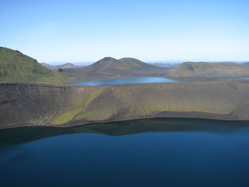 Jeziora wulkaniczne 6