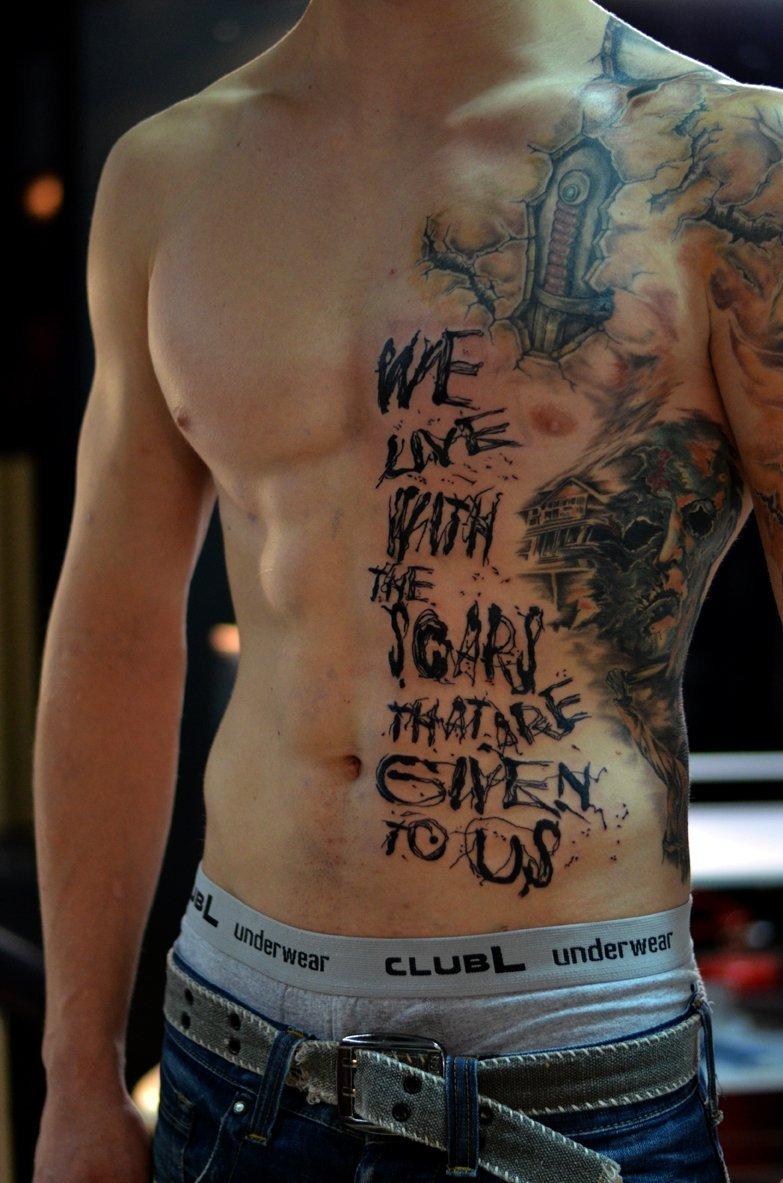 Świetne tatuaże #4 1