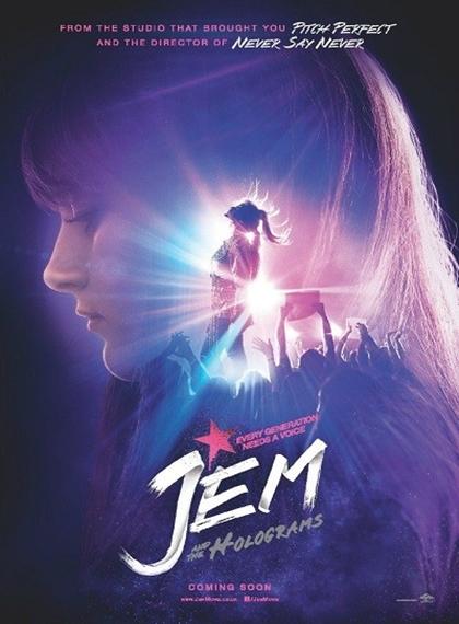Jem and the Holograms - Jem ve Hologramlar (2015) - türkçe dublaj film indir