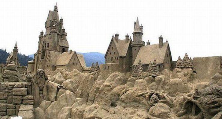 Najlepsze rzeźby z piasku na świecie. 22