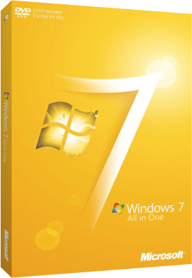 Microsoft Windows 7 SP1 AIO 11 in 1 Aprile 2020 - Ita