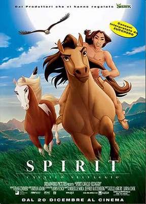 Spirit - Cavallo selvaggio (2002).Dvd9 Copia 1:1 - ITA Multi