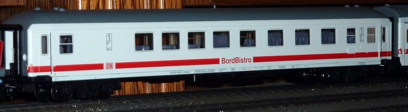 Trix Startpackung 21524 BR 234 mit IC Wagen 90uu8s