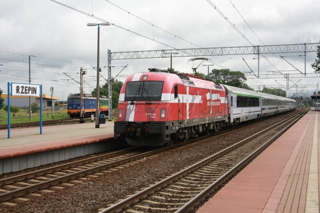 91 51 5 370 003-x PL-PKPIC Dänemark Rzepin