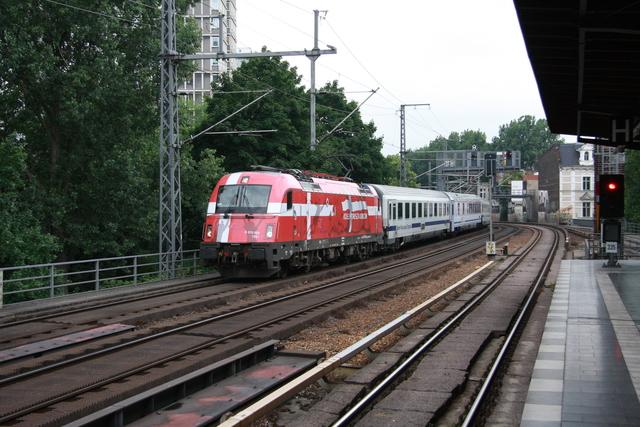 91 51 5 370 003-x PL-PKPIC Dänemark Berlin Bellevue