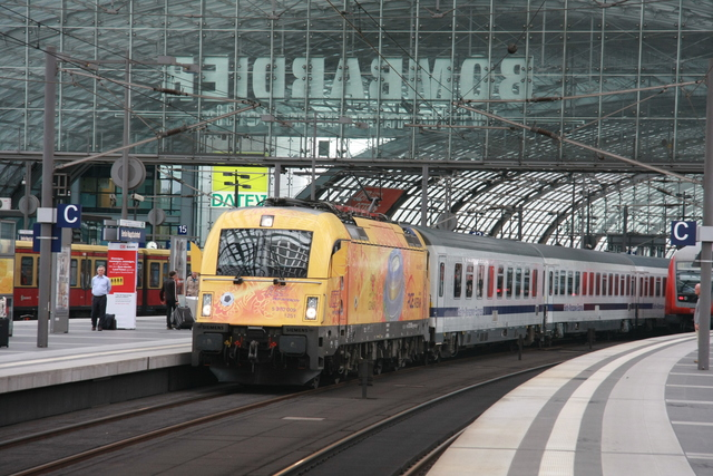 91 51 5 370 009-x PL-PKPIC Staion Danzig Berlin Hbf