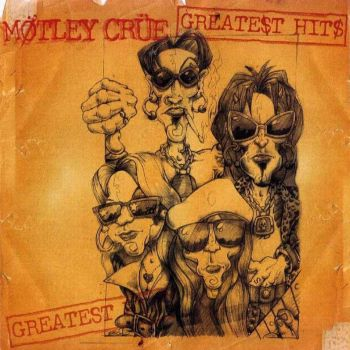 MOTLEY CRUE - GREATEST HITS -1998