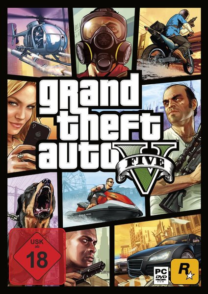 Grand Theft Auto V Digital Deluxe Edition MULTi11 – x X RIDDICK X x
