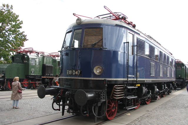 91 80 6 118 047-0 D-MEG Bombardier Hennigsdorf