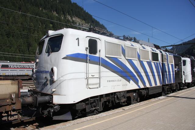 91 80 6139 213-3 D-LM Brennero-Brenner