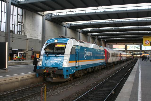 91 80 6 183 001-7 D-VBG München Hbf