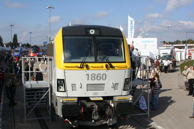 91 88 0018 060-9 BE-SNCB Innotrans 2008