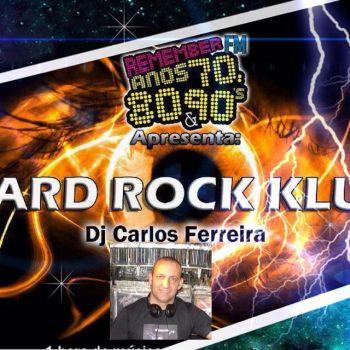 Hard Rock Klub vol.1 DJ Carlos Ferreira