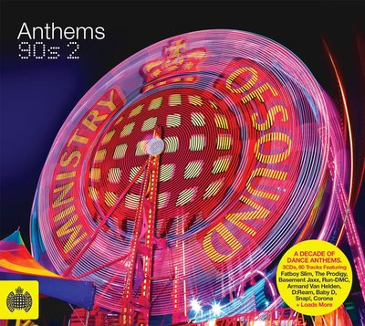 VA - Ministry Of Sound - Anthems 90s Vol.02 (2014) .mp3 - 320kbps