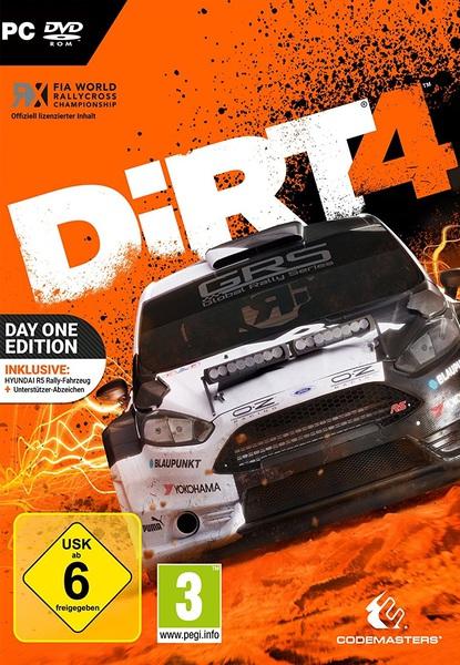 DiRT 4 Day One Edition incl Update 3 MULTi6 – x X RIDDICK X x