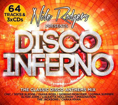 VA - Nile Rodgers Presents: Disco Inferno [3CD] (2014) .mp3 - V0