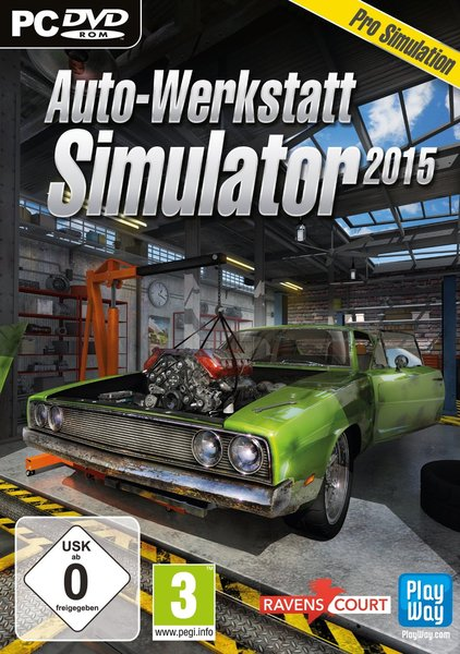 Car Mechanic Simulator 2015 Gold Edition MULTi12  –  x X RIDDICK X x