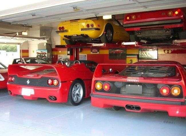 Najdroższy garaż świata 19