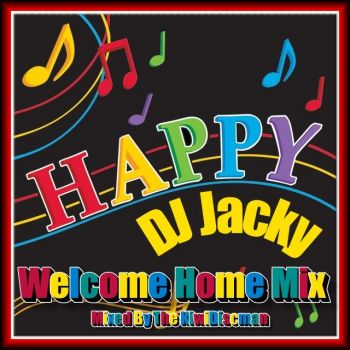KiwiDiscman-HAPPY (WELCOME HOME JACKY)