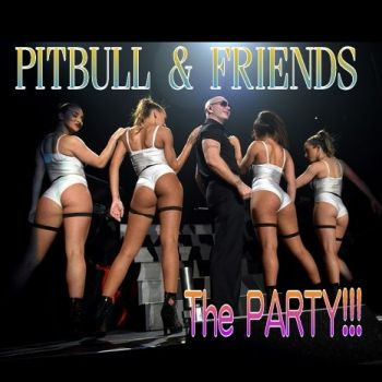 PITBULL & FRIENDS---THE PARTY