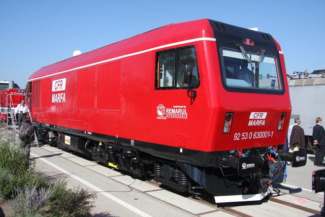 92 53 0 63 0001-1 Innotrans Berlin