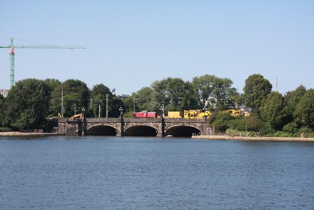 92 80 1203 127-7 D-BBL Hamburg Alster