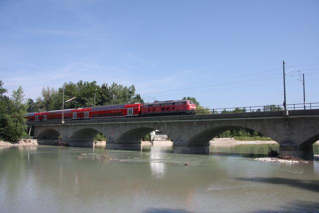 92 80 1218 356-4 D-DB Salzburg Saalchbrücke