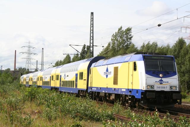92 80 1246 008-7 D-BTK Hamburg-Unterelbe