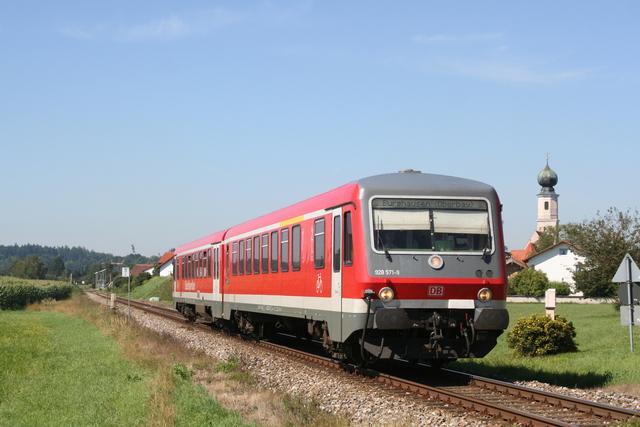928 571-9 Heiligenstatt(Obb)