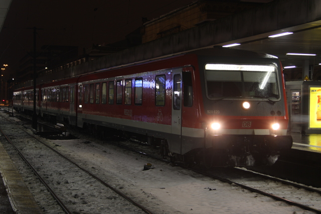 928 620 Hannover Hbf