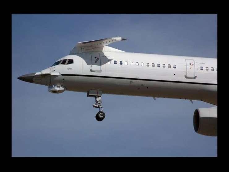 Najdziwniejsze samoloty świata 23