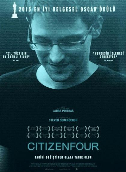Citizenfour 2014 BRRip XviD Türkçe Dublaj – Tek Link