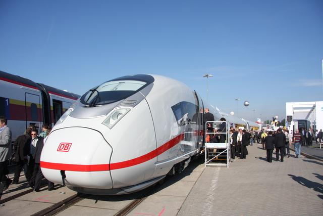 93 80 5 407 001-7 D-DB Innotrans Berlin