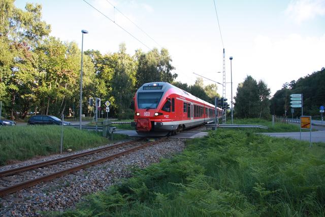 94 0 0429 028-4 D-DB Hansestadt Stralsund RE 13014 Ostseebad Binz