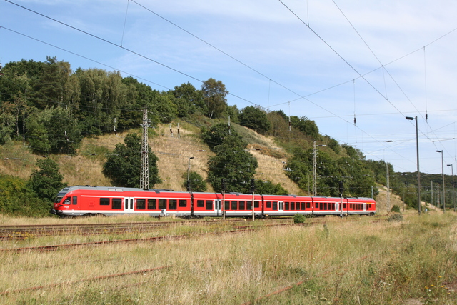 94 80 0427 002-1 D-DB Einfahrt Lietzow (Rügen)