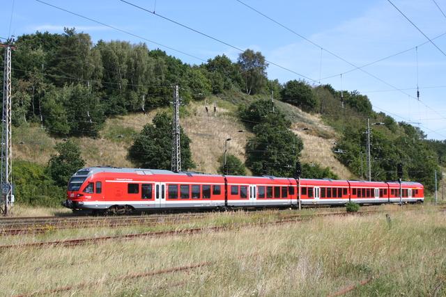 94 80 0427 003-9 D-DB Hansestadt Stralsund Lietzow(Rügen)