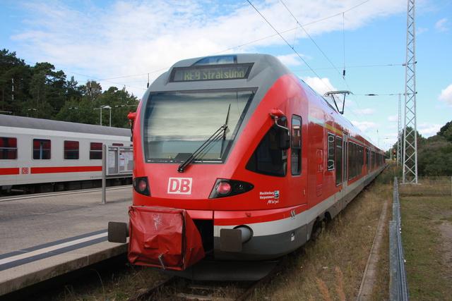 94 80 0429 527-5 D-DB Ostseebad Binz