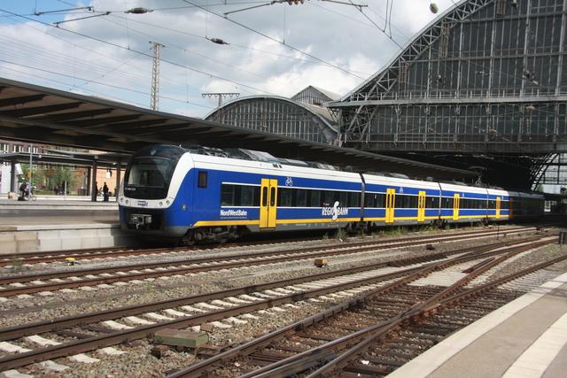94 80 0440 223-6 D-NWB (ET 440 223) Bremen Hbf