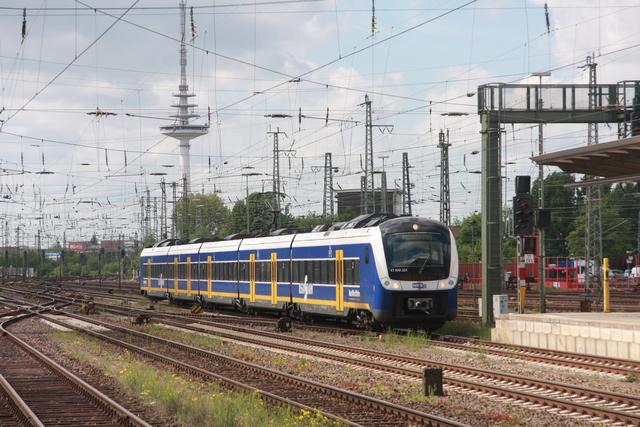 94 80 0440 723-5 D-NWB (ET 440 223) Bremen Hbf