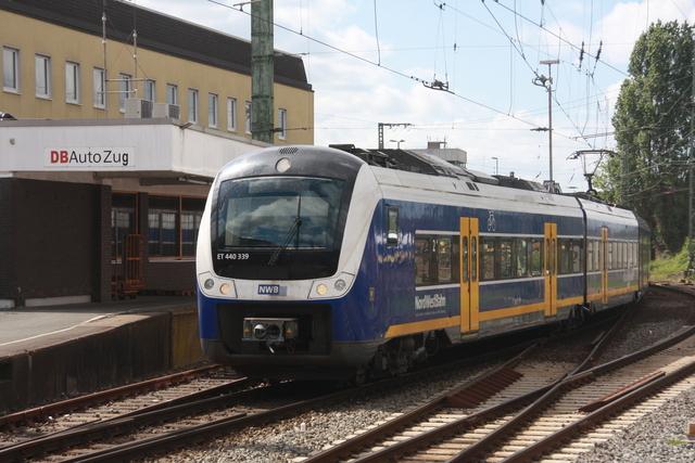 94 80 0440 839-9 D-NWB (ET 440 339) Bremen Hbf