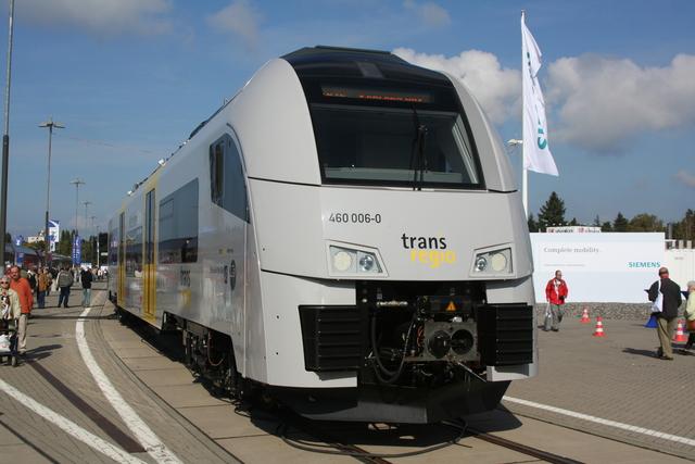 94 80 0460 006-0 D-TDR Innotrans 2008