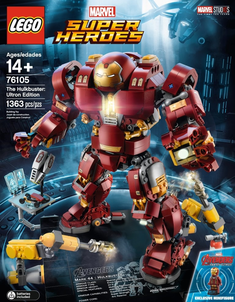 Avengers: Infinity War's Hulkbuster Pilot Identity