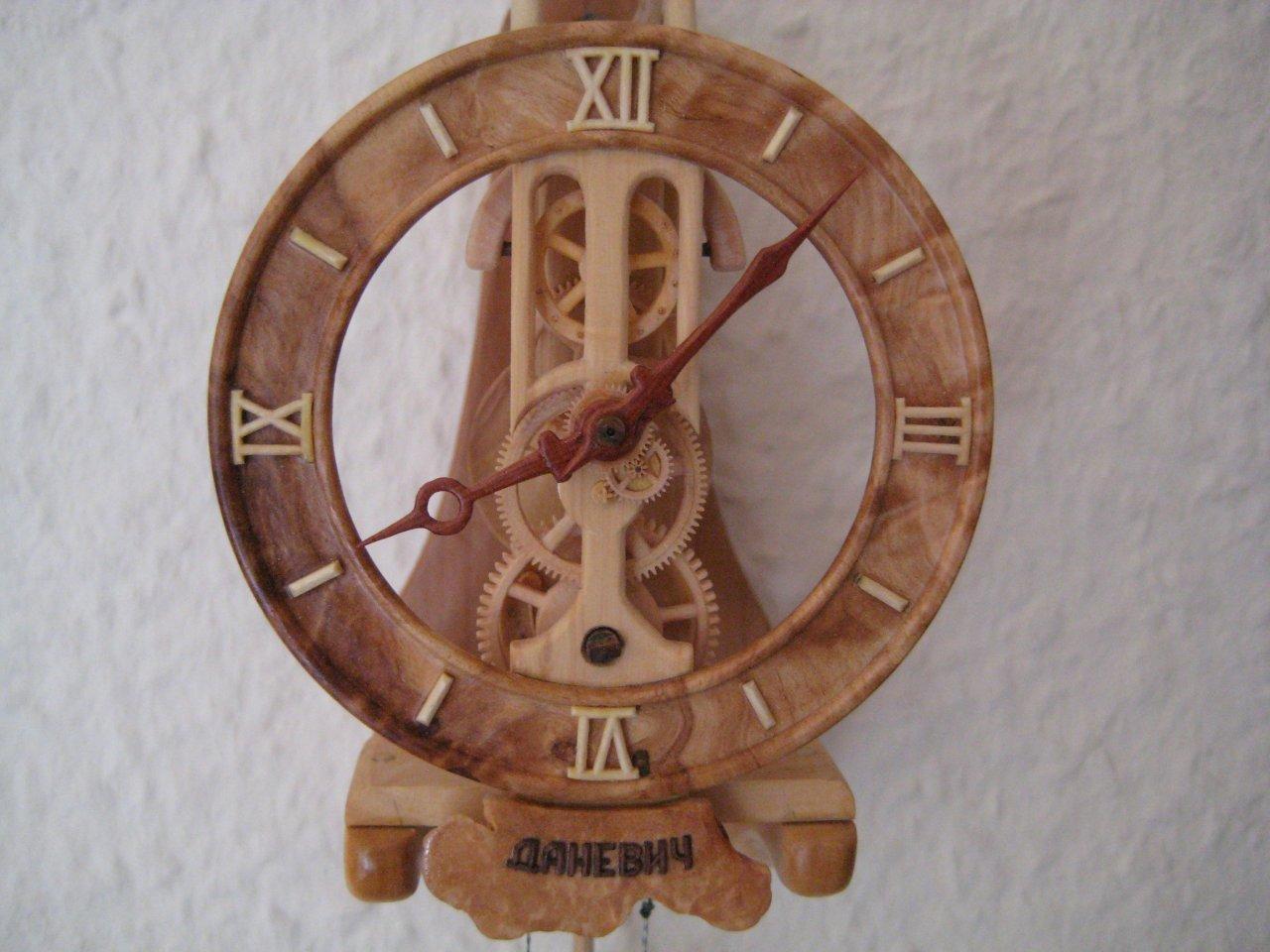 Zegarki z drewna 32