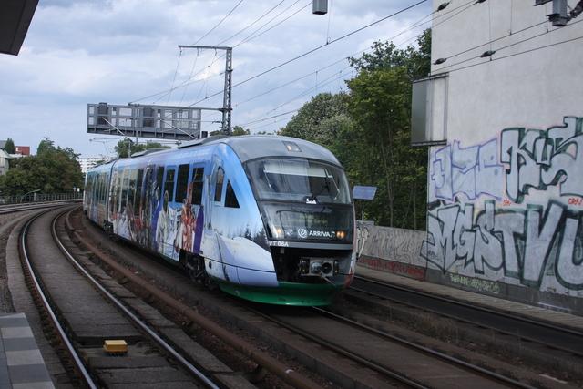 95 80 0642 806-3 D-VBG Berlin Tiergarten