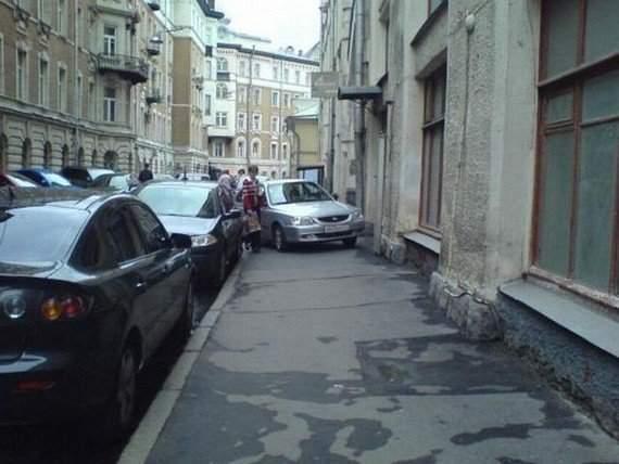 Mistrzowie parkowania 7