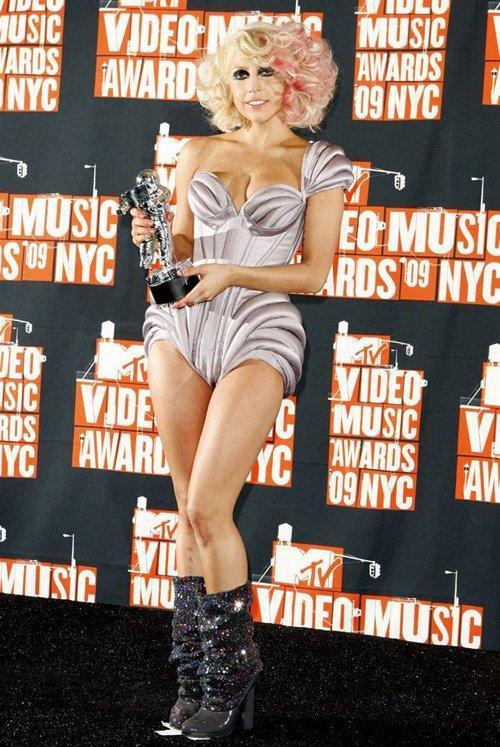 Dziwactwa Lady GaGa 10