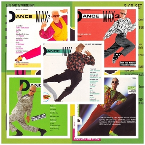 Dance Max Collection vol. 1-40