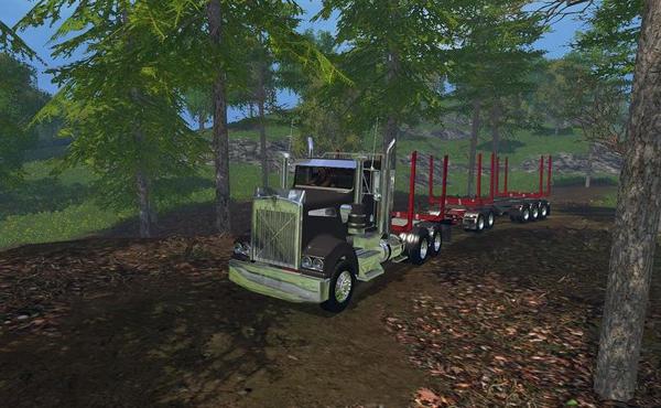 Holz Transport Pack v1.1